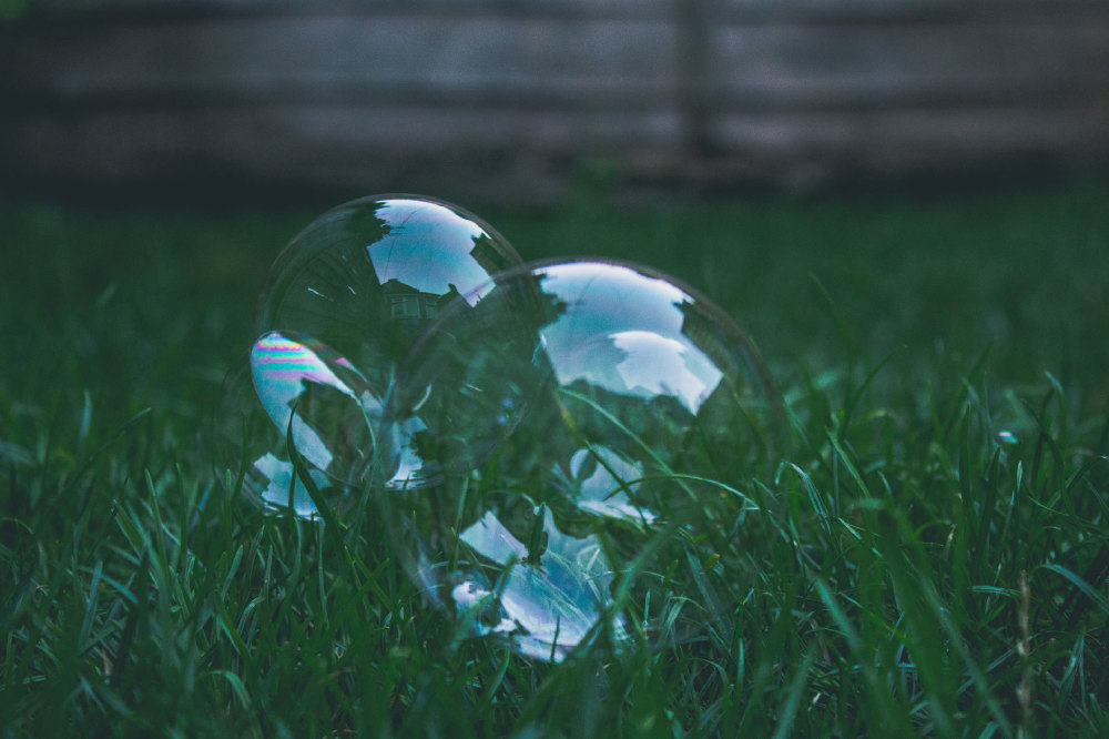 We find out what it means to dream about bubbles