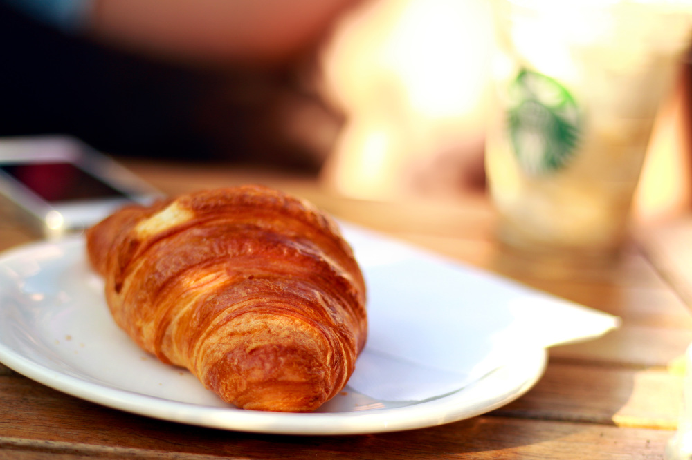 What does it mean to dream about a croissant?