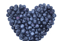 Blueberries makes his erection longer and stronger!
