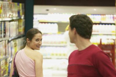 Supermarket dating