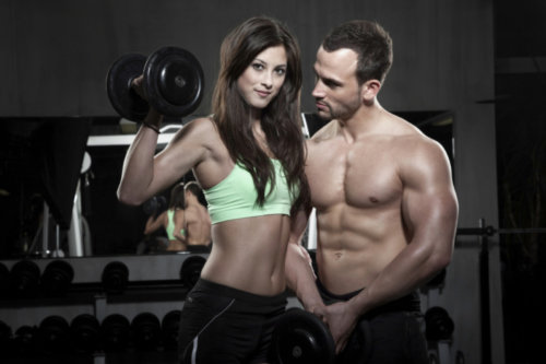 Have you met someone you fancy at the gym?