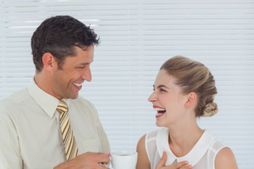 dating co worker Because yes, you can still date a coworker, even in 2017 one recent survey found that half of all americans have dated a colleague, and it's not just the mad men set according to another survey, 18 percent of millennials met their current partner through work, compared to 9 percent who met through online.
