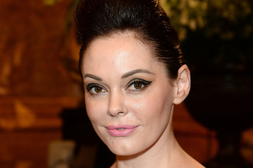 Who is Rose McGowan Dating