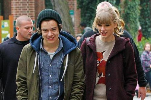 Taylor swift dating harry one direction