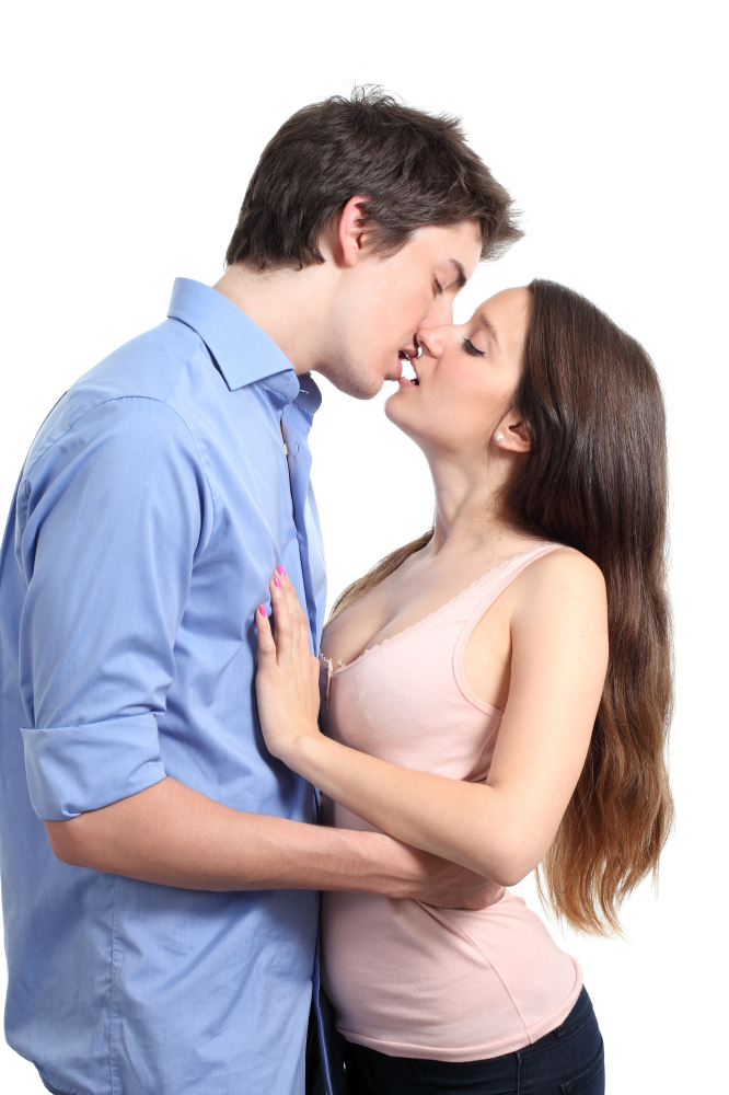 how to have a great first kiss