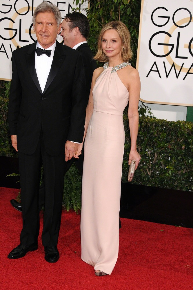 5 Things You Never Knew About Calista Flockhart And Harrison Ford