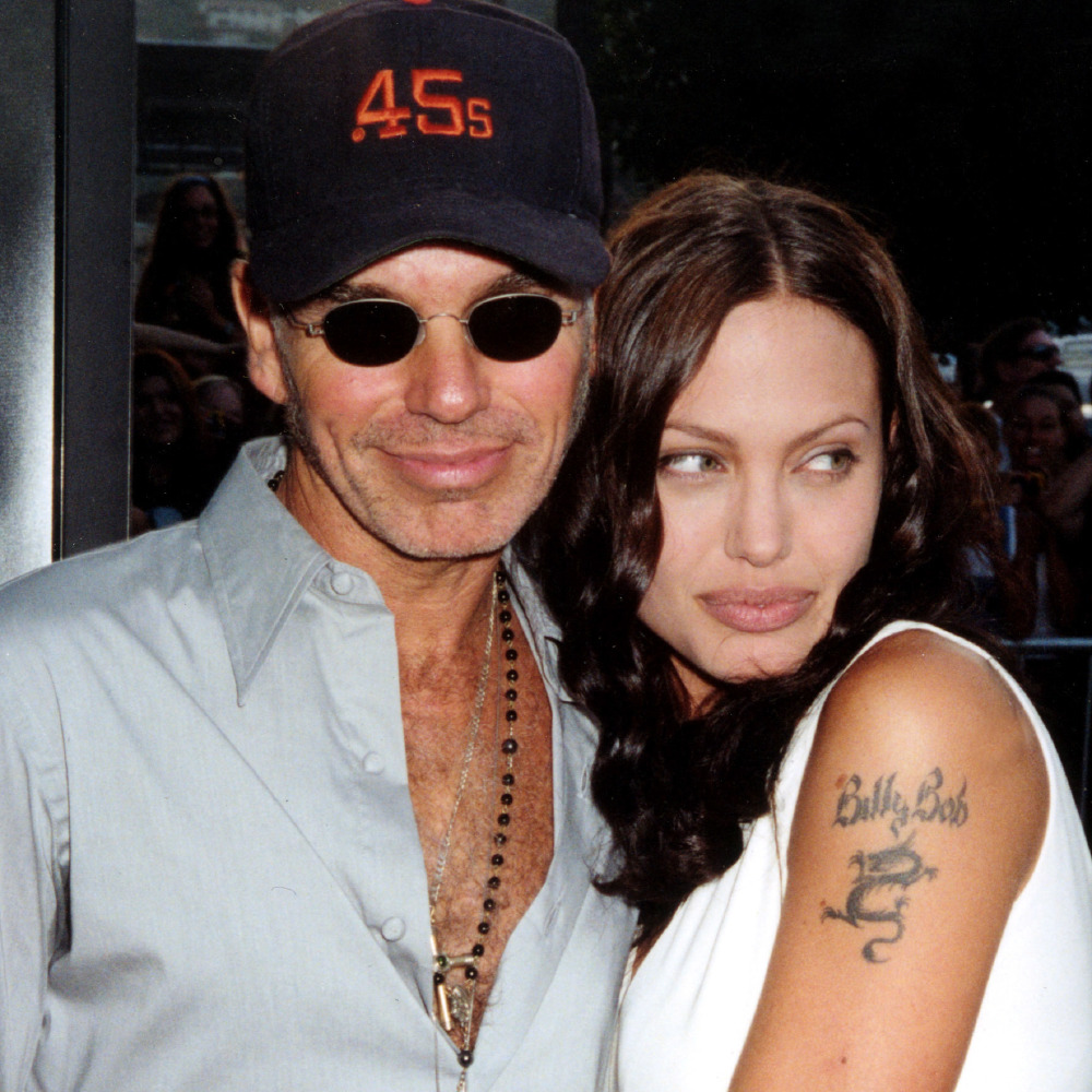 Billy Bob Thornton: Angelina thought blood was romantic