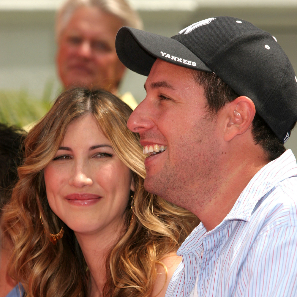 On this day: Adam Sandler married Jacqueline Samantha Titone