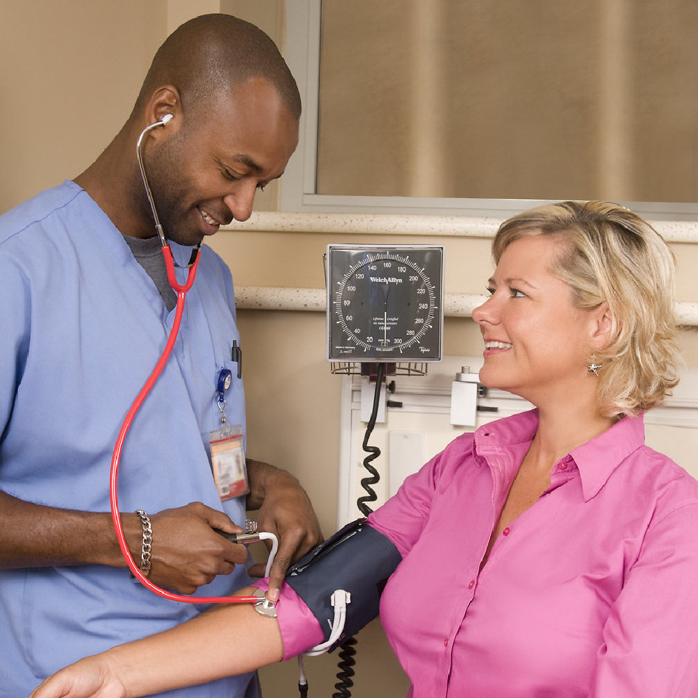 Medical assistant dating a patient