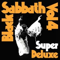 Black Sabbath Vol 4: Super Deluxe Edition