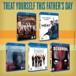 Father's Day Blu-Ray Bundle